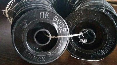 Леска капроновая рыболовная Минск 0.15