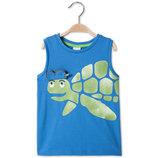 Продам «морские» майки и футболки на мальчика C&A Германия
