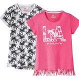 Продам футболки на девочку немецкой фирмы Pepperts , р. 134 140