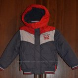 Красивейшая 2 в 1 курточка жилетка COOL CLUB р. 104
