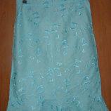 Летняя юбка для беременных 44-46р.