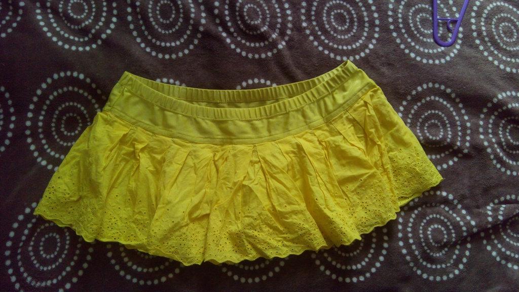 ed41dbb7833 Желтая мини юбка  10 грн - летние юбки в Киеве