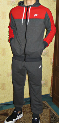 e6ae2a27 Спортивный костюм Nike трикотажный с эмблемой сзади. Весна - лето ...