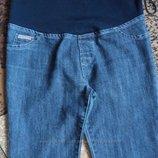 Джинсовые штаны для беременных