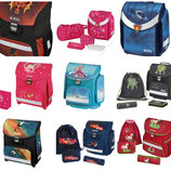 Школьные ранцы рюкзаки Herlitz Smart,Flexi,Midi с наполнением и без для девочек и мальчиков