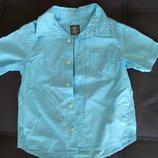 рубашка Logg с коротким рукавом, рост 104