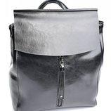 Стильно и практично. Женские кожаные сумки рюкзаки Дешевле нет