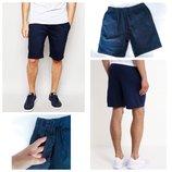 Мужские шорты бриджи капри Top Secret Navy 100 % Cotton S M 44 46 48