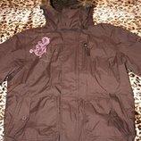 Куртка термо мембрана зимняя р 164 Protest для девочки отличное состояние