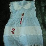 платье на 1,5 года
