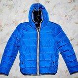 Зимние куртки для мальчиков Венгрия 134-170 см