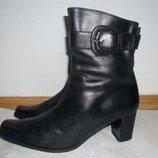 Продам женские кожаные демисезонные сапожки MITICA VENEZIA 38 р.Италия