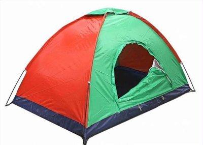 Палатка туристическая 2х, 3х, 4-х местная HYZP-03. Есть Опт. Распродажа