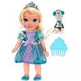 шикарная мини кукла принцесса Эльза серия холодное сердце Disney princess Jakks pacific Сша оригинал