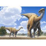 Пазлы 120эл Динозавры