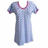 Ночная рубашка для кормящих в роддом кулир Цена Завода