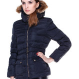 Куртка Zara на пуху, 13-14 л.
