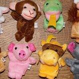 Кукольный театр пальчиковый 12 животных
