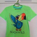 Продам футболки на мальчика, р. 110/116,122/128 Германия