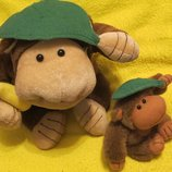 Обезьяна.мавпа.мартышка.мягкая игрушка.Мягка іграшка.Мягкие игрушки.Gifts&Treats