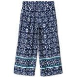 Продам летние вискозные брюки на девочку Palomino C&A Германия