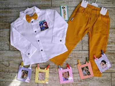 692b583bb8357 Нарядный комплект для мальчика. Турция: 265 грн - детские комплекты ...