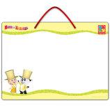 Планшет для магнитов «Маша и Медведь» vt3601-03 vladi toys влади тойс доска мольберт