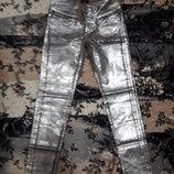 Lee Vivienne Vestwood джинсы серебро