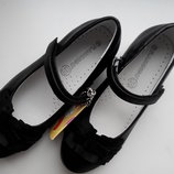 Туфли для девочки школьные , 32-33р