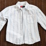 рубашка на рост 104-110 см