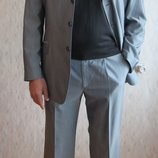 Шелковый костюм Arber
