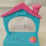 Домик Littlest Pet Shop LPS для собачки