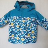 Новая зимняя термо куртка H&M для девочки. разм.86. Оригинал