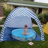 Качественный пляжный тент палатка Coleman 1038 Польша . Супер цена