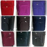 Дорожные чемоданы, четырехколесные, с расширением большой, средний, маленький