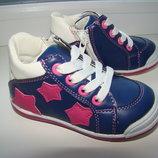 Демисезонные ботинки Тм Солнце для девочек р. 20