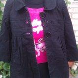 Пиджак-Ветровка-Куртка-Плащ-Пальто расклешенное