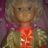 Винтажная большая коллекционная кукла,ссср винаж
