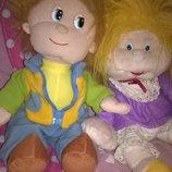 Мягкая кукла игрушка .мальчик,девочка