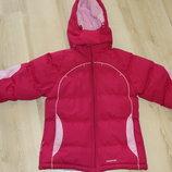 зимняя куртка Mountain life 9-10лет