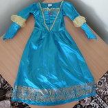 карнавал 3-4г костюм принцесса мерида софия прекрасна Disney Дисней принцесса утренник хеллоуин