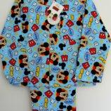 Фланелевые пижамки самым маленьким из Англии