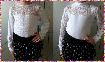 водолазка, блуза для девочки