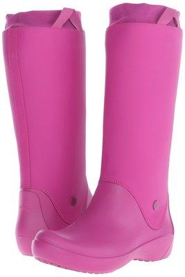 f9fbf2aeff56 Резиновые сапоги crocs Women´s Rain Boot раз. US7 и US10, наш раз. 37 и 40