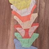 Низкие трусики под животик для беременных цвета в ассортименте