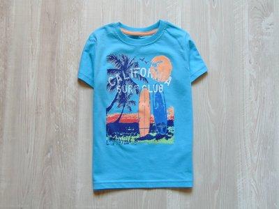 Новая яркая футболка для мальчика. St.Bernard. Размер 4 года, будет гораздо дольше