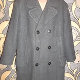 Тёплое Пальто Полупальто Пог 63 см. Идеальное состояние