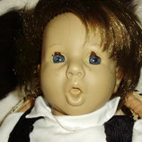 коллекционная характерная кукла Arias Испания оригинал клеймо винтаж 42 см