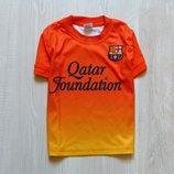 Яркая спортивная футболка для мальчика. FBC. Размер 2 года. Состояние отличное