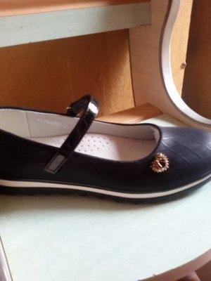 6c376a174 Туфли девочка школа 34 размер: 310 грн - детские туфли в ...